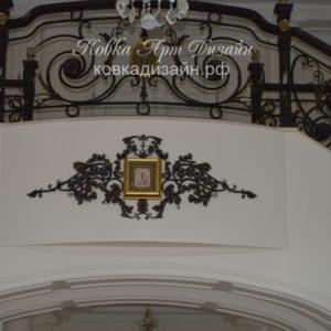 Кованый элемент декора «Святая Грааль» ИД-07