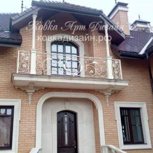 Кованый балкон «Прованс» БО-39