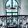 Кованый балкон «Менди» БО-32