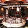 БО-15 Кованый балкон «Фонтан жизни»