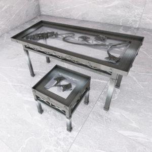"""Кованая мебель """"Дельфиниум"""""""