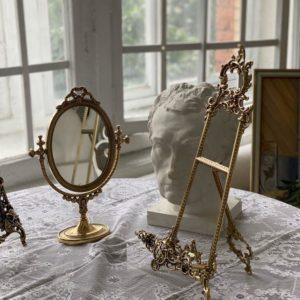 Зеркало Латунь
